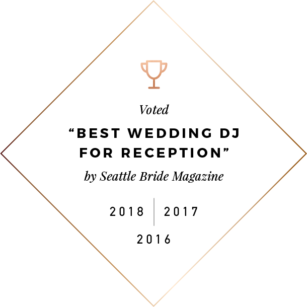 Bamboo Beats Seattle Wedding DJ | An award-winning DJ